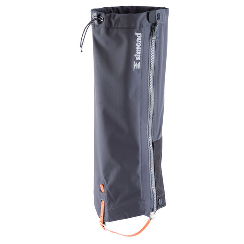 Mountaineering Gaiters,charcoal gray