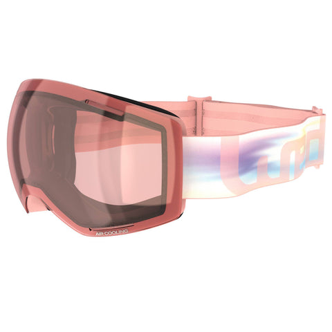 Women's Bad Weather Goggles G 520,neon pale peach