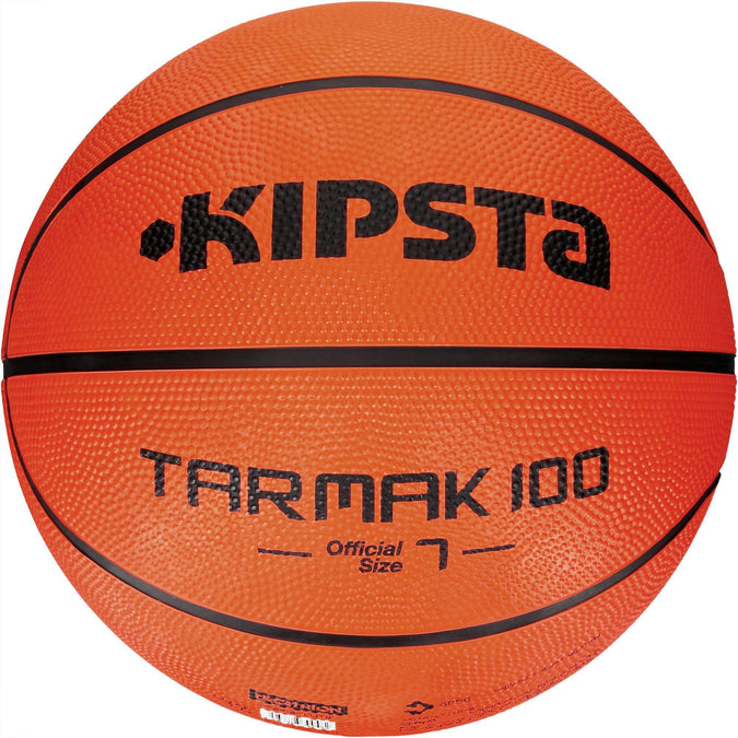 Basketball Tarmak 100,orange, photo 1 of 14