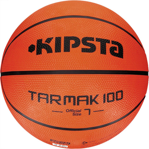 Basketball Tarmak 100,orange