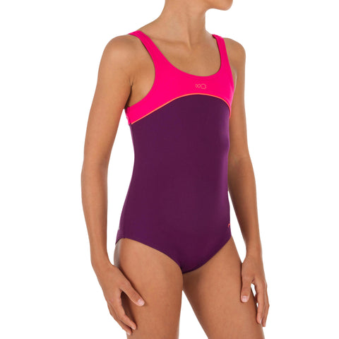 Girl's 1-Piece Swimsuit Taïs,