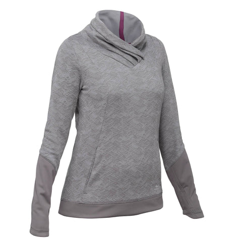 Women's Hiking Pullover NH500,