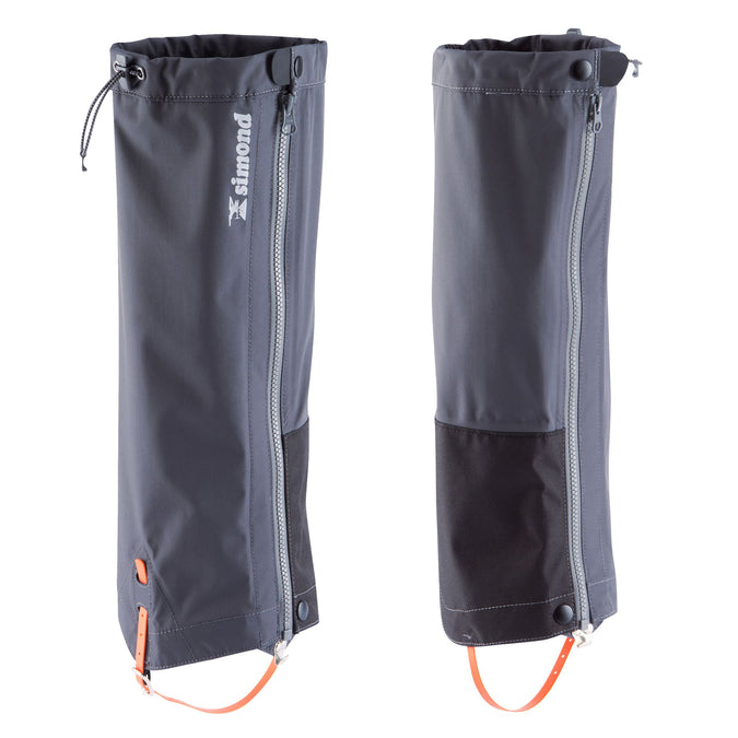 Mountaineering Gaiters,charcoal gray, photo 1 of 7