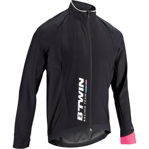 Men's Cycling Long-Sleeve Jersey Aerofit,black