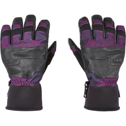 Snowboard Gloves 900 Last Call,dark eggplant