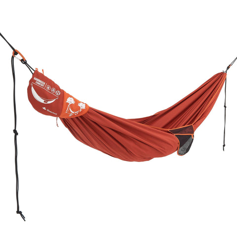 2-Person Comfort Hammock,dark sepia