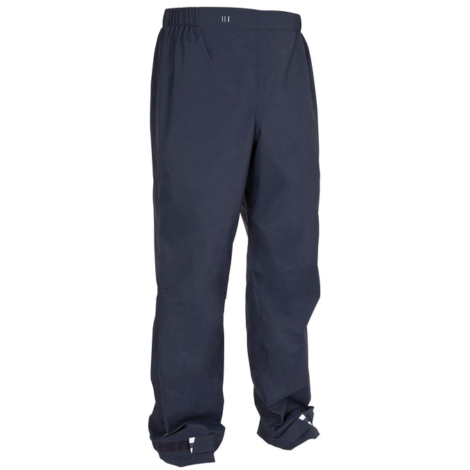 Men's Sailing Overpants 100,midnight blue, photo 1 of 7
