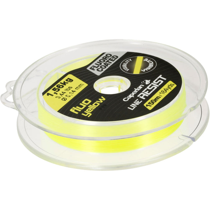 Fishing High-Strength Line,yellow, photo 1 of 25