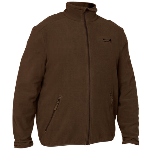 Hunting Fleece 100,brown
