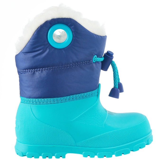 Baby Sledging Boots Warm,turquoise, photo 1 of 6