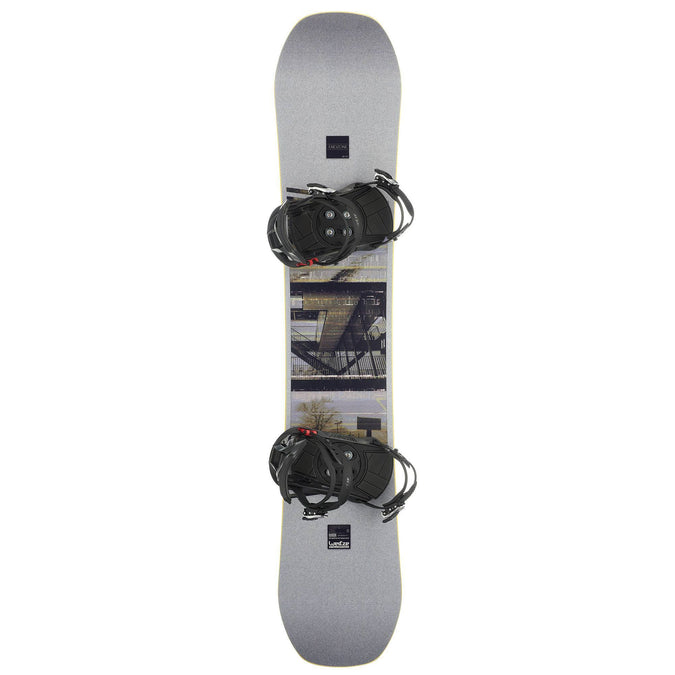 Freestyle Jib Snowboard Endzone 500 Package,gray, photo 1 of 8