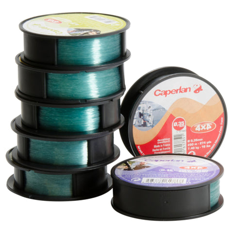 Fishing Line 4x4 820',navy blue