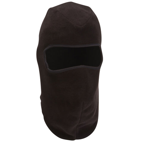 Wedze, Fleece Ski Balaclava,black