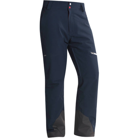 Men's Ski Pants 500,light gray