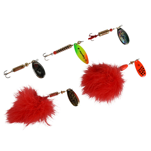 Pator Fishing Spinner Kit Neman,red