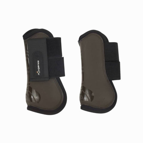 Horse Riding Tendon Boots For Horse Or Pony Twin-Pack,