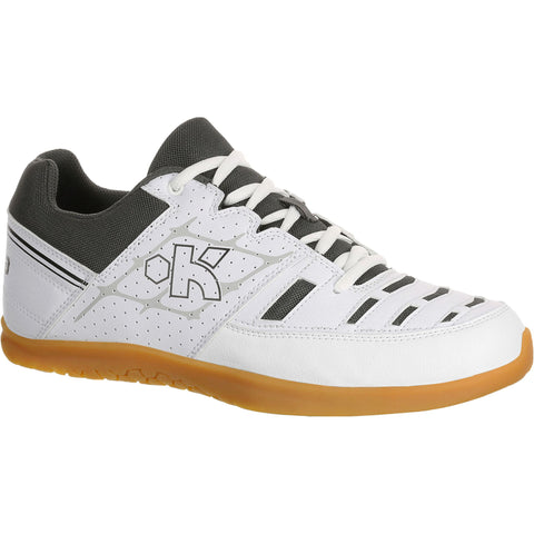 Men's Volleyball Shoes V100,white