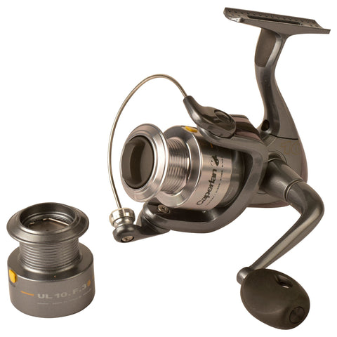 Classic Fishing Reel UL10 F3,dark gray