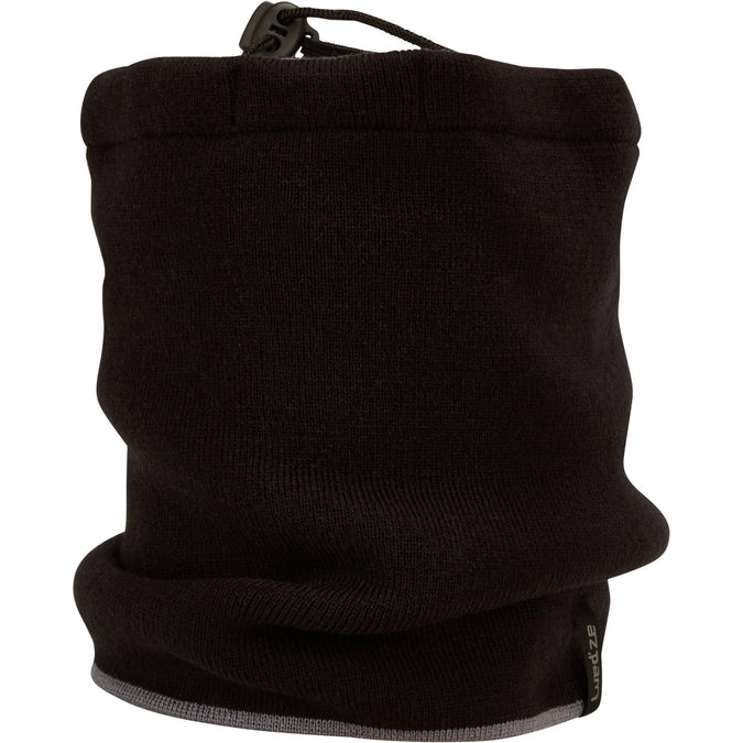 Reversible Toggle Neck Warmer,black, photo 1 of 21