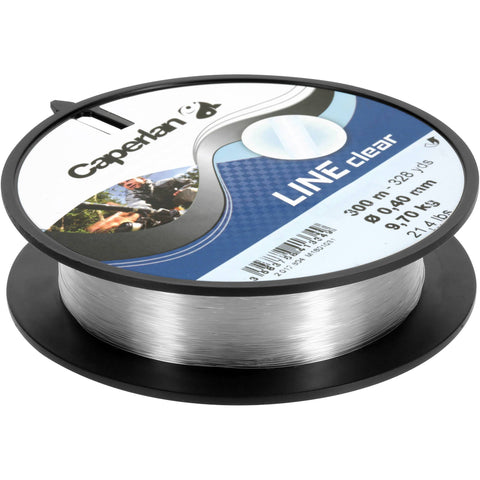 Fishing Clear Line - 300 m,white