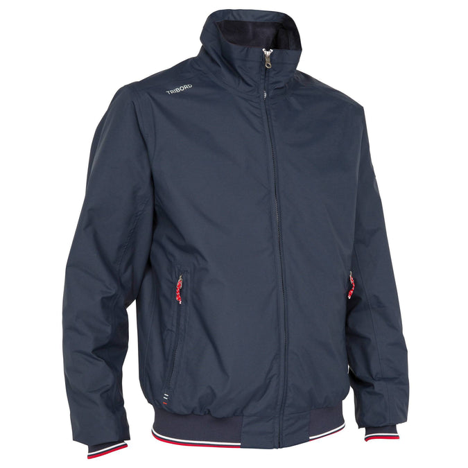Men's Sailing Jacket 100,midnight blue, photo 1 of 12
