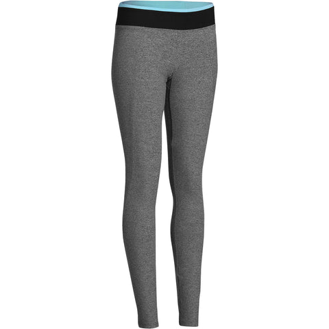 Women's Cardio Fitness Contrasting Waistband Leggings Energy,