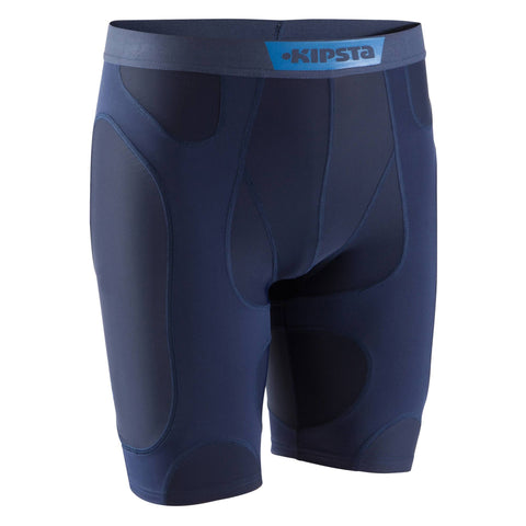 Basketball Breathable Undershorts Supportiv,midnight blue