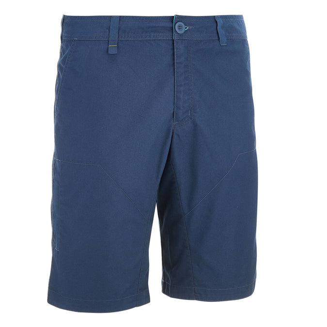 Men's Country Walking Shorts NH500,dark blue, photo 1 of 10