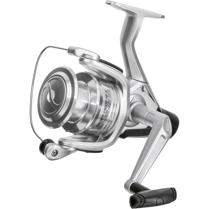 Ledgering Fishing Reel Bauxit-1 4000 RD X,gray, photo 1 of 13