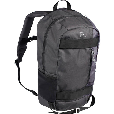 MID Skateboarding Backpack 23 Liters,carbon gray