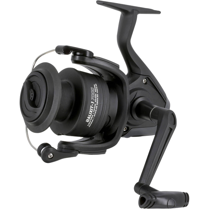 Ledger Fishing Reel Bauxit-1 7000,black, photo 1 of 13