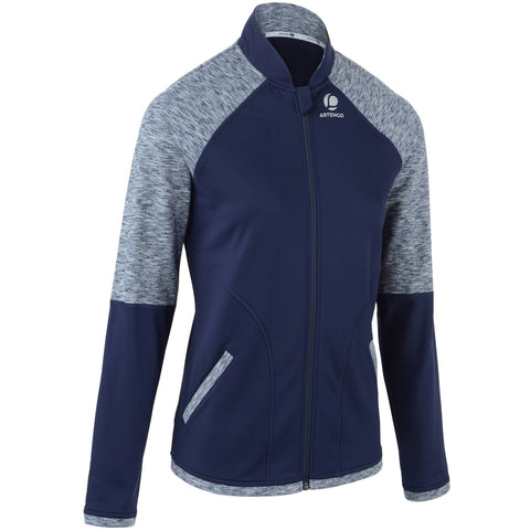 Women's Tennis Jacket Warm 500,