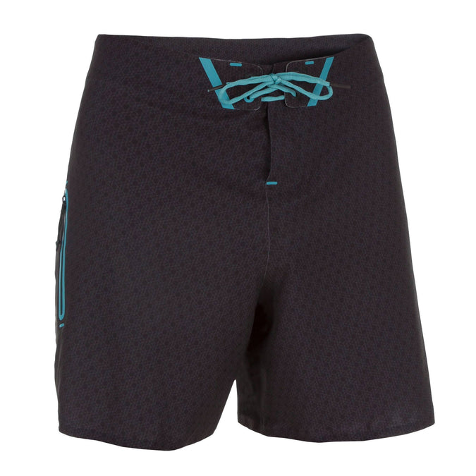 Men's Surf Boardshorts 900,black, photo 1 of 12