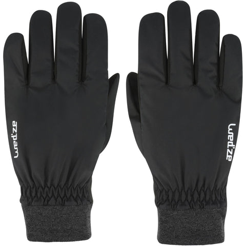 Ski Gloves Warm Fit,lemon lime