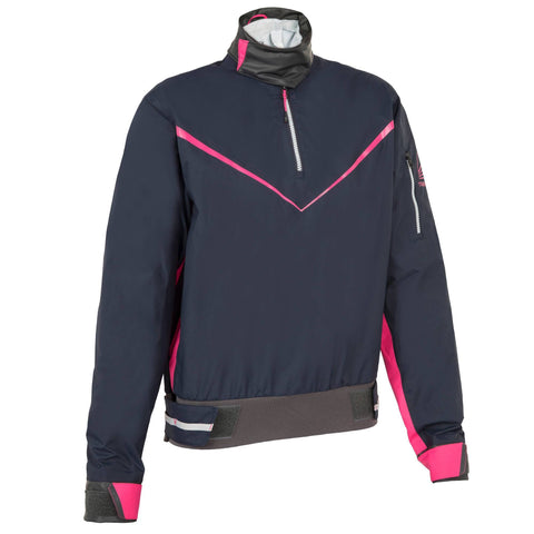 Women's Dinghy-Catamaran Sailing Windproof Jacket S500,
