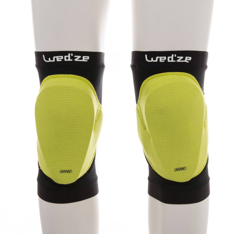 Snowboard Knee Protectors,canary yellow