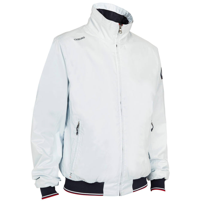 Men's Sailing Jacket 100,foggy blue, photo 1 of 13