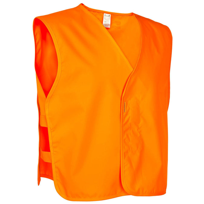 Hunting Bib 100,safety vest orange, photo 1 of 9