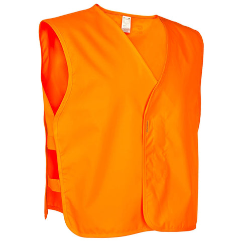 Hunting Bib 100,safety vest orange