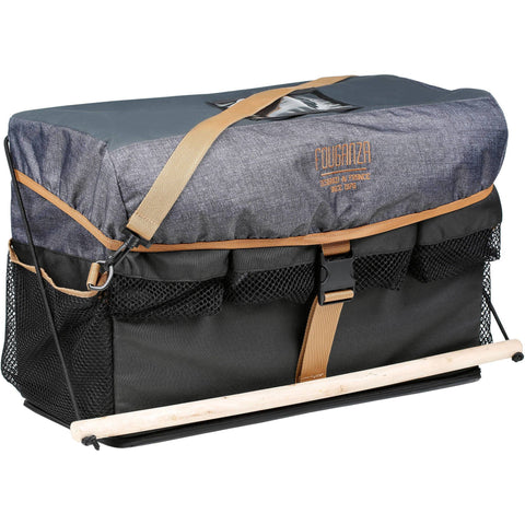 Horse Riding Stall Bag 50L All In,dark gray