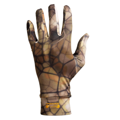 Hunting Gloves Furtiv Actikam 100,camouflage