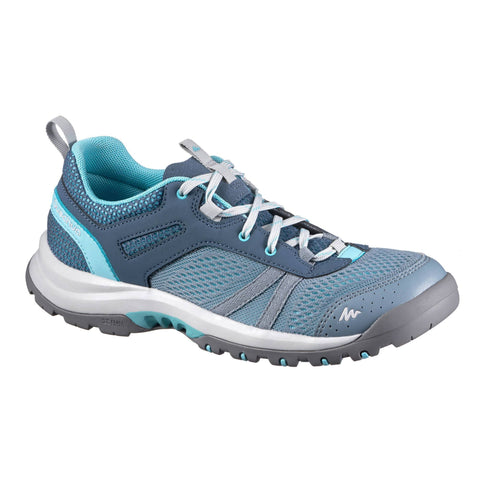 Women's nature hiking shoes NH500,