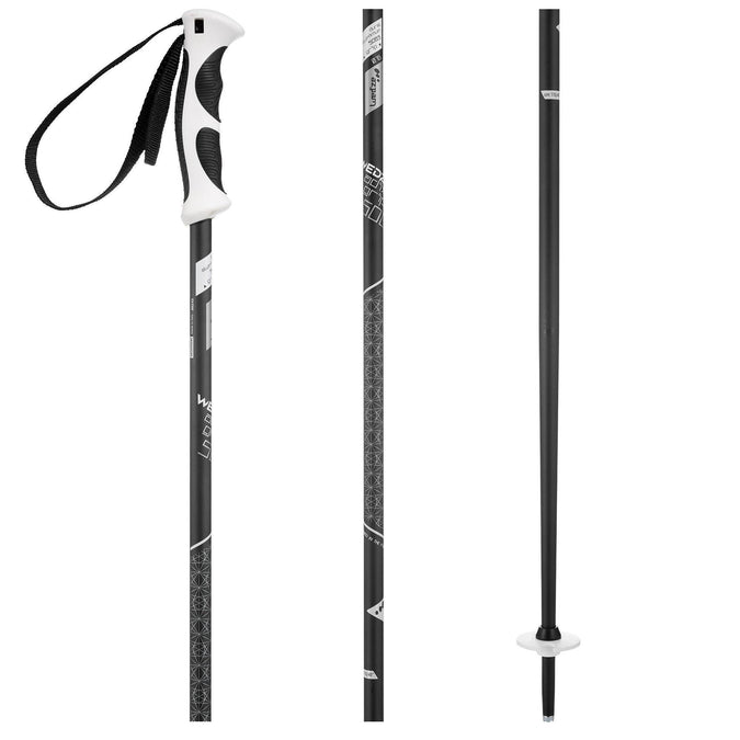 Women's Ski Poles Adix 500 Grip,black, photo 1 of 7