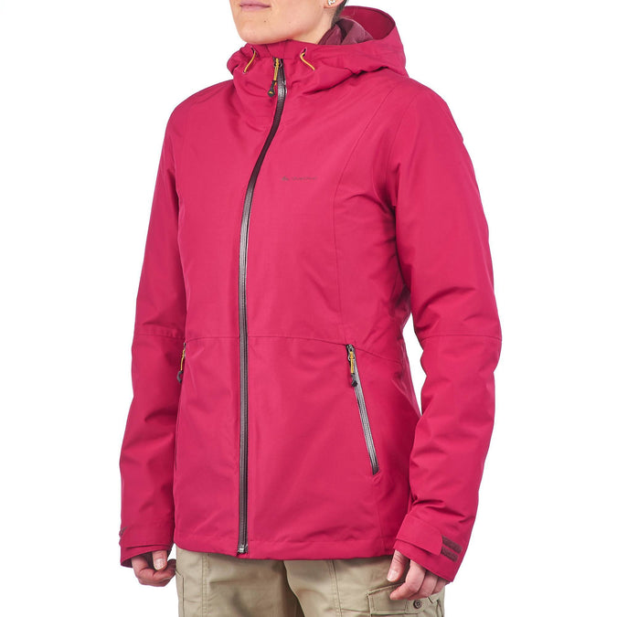 Various Sizes. Blue with Red V Regatta Alabama 3 in 1 Jacket