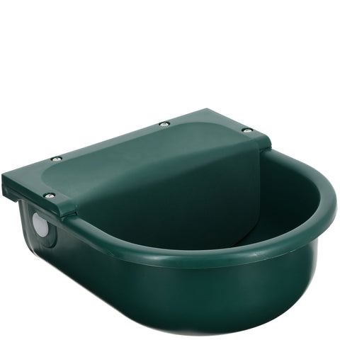 Horse Riding Automatic Drinking Trough For Horses,green