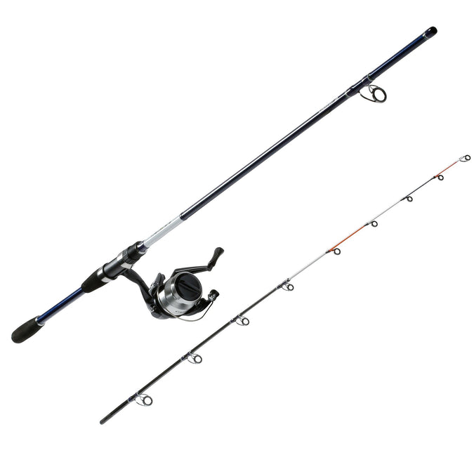 Sea Fishing Combo Senseatip-5 240/2,dark blue, photo 1 of 8