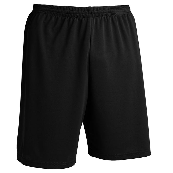 Adult Soccer Shorts F100,snowy white, photo 1 of 8