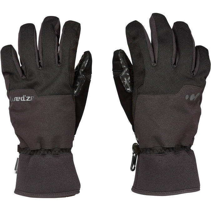 Snowboard and Ski Gloves SNB GL 500,black, photo 1 of 9