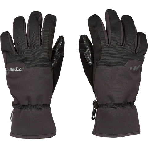 Snowboard and Ski Gloves SNB GL 500,black