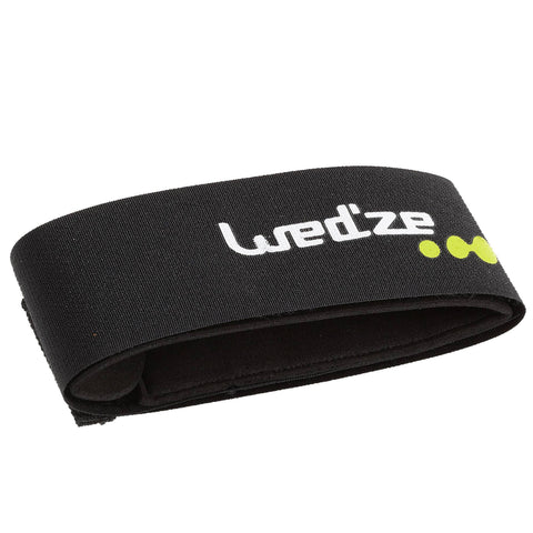 Wedze B100, Skiing and Snowboarding Goggle Case,black